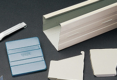 SHEERLINE® Gutter and Capping