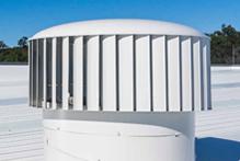 Bradford Hurricane Industrial Ventilator